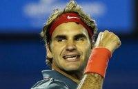 Федерер выиграл 950-й матч в карьере