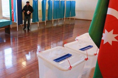 Партія Алієва перемогла на парламентських виборах в Азербайджані