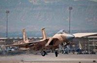 Біля узбережжя Великобританії в Північному морі розбився американський винищувач F-15