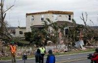 На штат Иллинойс обрушился мощный торнадо, есть погибшие