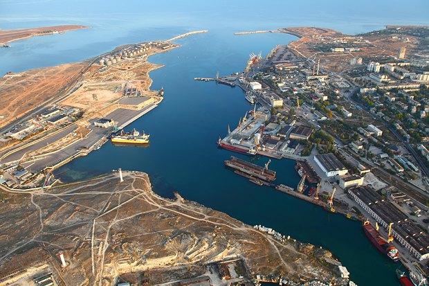 Севастопольский торговый порт