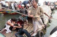 В Индии затонул паром с 350 пассажирами