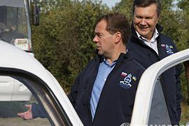 Москва разочарована Януковичем - СМИ