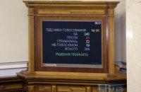 """Четверо депутатов из """"Оппоблока"""" просят отозвать их голоса за принятие бюджета-2019"""