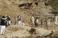 В результате землетрясения в Афганистане погибли 16 человек