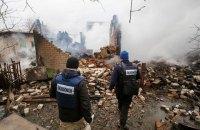За две недели обстрелы боевиков на Донбассе увеличились на 30%, - ОБСЕ