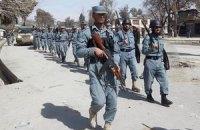 В Афганістані поліцейський застрелив свого командира і представника влади