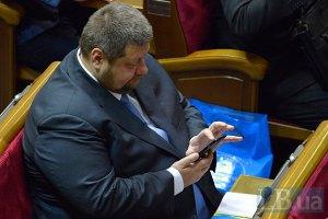 Ляшко попросив вибачення в Порошенка за звинувачення з боку Мосійчука