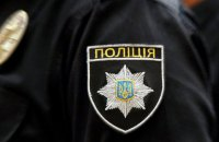 В киевском метро пьяный мужчина напал на полицейского