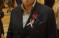 Резникова наградили польским Серебрянным крестом