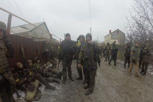 Бойовики захопили частину селища Широкине біля Маріуполя (оновлено)
