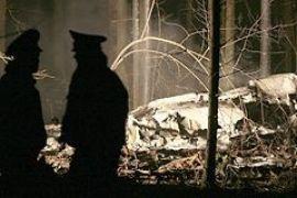 Самолет потерпел крушение под Минском