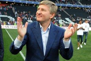 "Ахметов: надеюсь, ""МанСити"" не найдет 50 млн за Фернандиньо"