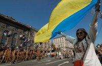 Кличко привітав зі святами відеороликом про історичні події з початку Незалежності
