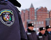 Украинские осужденные будут шить форму для милиции