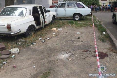 Затримано власника машини, через вибух у якій постраждали діти