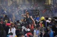 У Марселі поліція розігнала близько 6500 людей, які зібралися на карнавал без масок