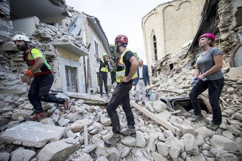 Украина предложила Италии помощь