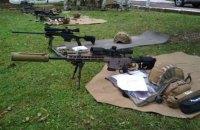 Порошенко купил 430 снайперских винтовок для десантников