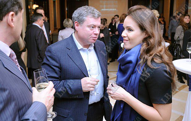 Евгений Корнийчук и Наталья Королевская