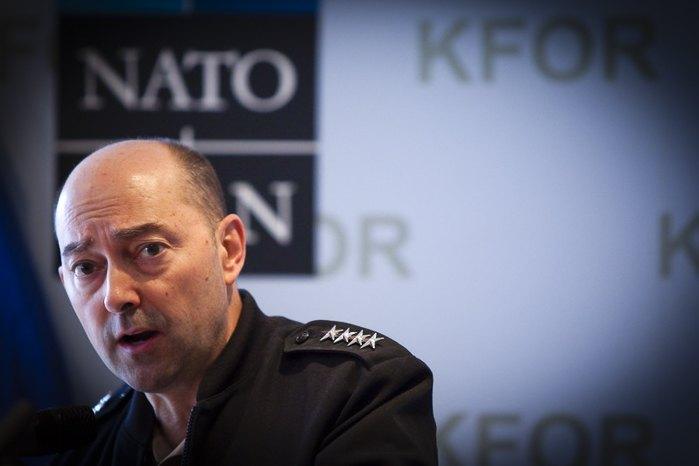 Бывший верховный главнокомандующий НАТО в Европе, адмирал США Джеймс Ставридис