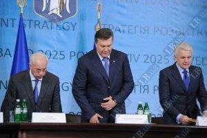 "Литвин пообещал Януковичу ""положить под елку"" закон о госбюджете"