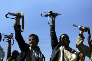 У Ємені повстанці-шиїти захопили президентський палац
