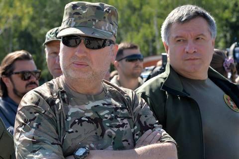 Турчинов увидел угрозу российского вторжения в любую страну мира