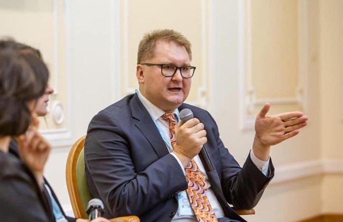 Заступник міністра розвитку економіки, торгівлі і сільського господарства України - Торговий представник України Тарас Качка