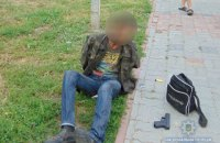 В Золотоноше двое пьяных мужчин устроили перестрелку в центре города