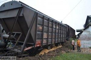 Украинские поезда обогнали российские