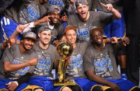 """Голден Стейт"" завоював чемпіонські персні НБА"
