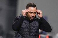 Де Дзербі відповів Луческу на звинувачення у відсутності в його команди поваги