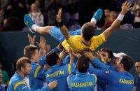 Экс-украинец вывел Казахстан в четвертьфинал Кубка Дэвиса