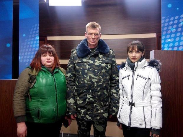Ольга Голубева (волонтер), Юрий Синьковский, Юлия Сегеда