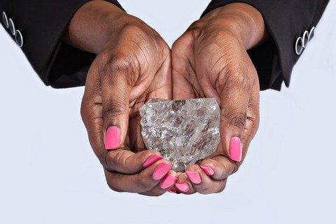 У Ботсвані знайдено найбільший за 110 років алмаз