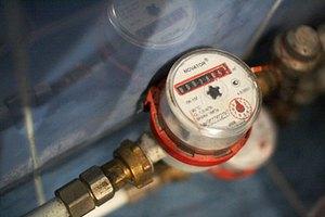 В Україні лічильники води встановлені у 64% квартир