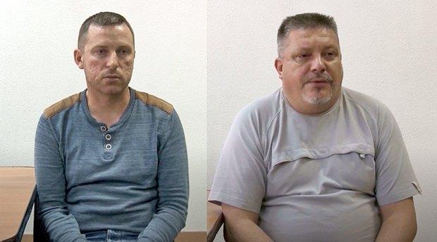 Алексей Бессарабов и Дмитрий Штыбликов.