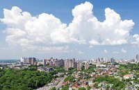 Завтра в Киеве до +22 градусов