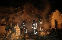 При взрыве в частном доме в Одессе погибли два человека, на месте найдены высверленные корпуса гранат (обновлено)