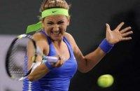 Азаренко проиграла впервые с начала года