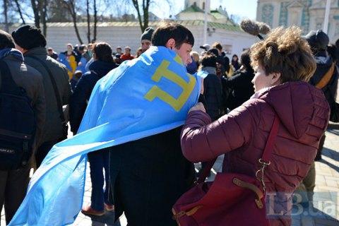 Возле Ялты задержаны два крымских татарина