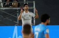 """Игрок """"Реала"""" после 11-месячной паузы вызванной травмой забил гол первым же касанием"""