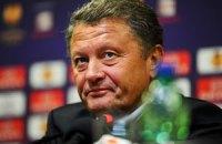 """Маркевич: """"Я вітаю команду з виходом у груповий етап Ліги Європи"""""""