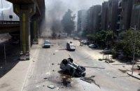 У Єгипті вибухнув автобус з туристами
