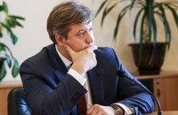 Данилюк на ближайшем заседании Кабмина потребует уволить Насирова