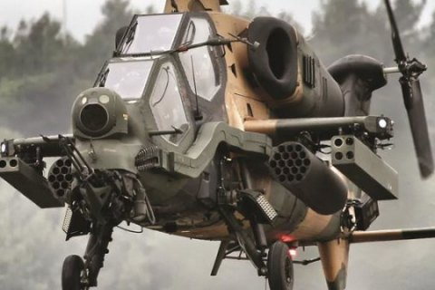 Україна постачатиме двигуни для турецьких ударних гвинтокрилів