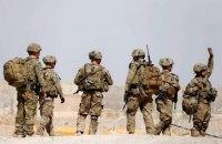 США почали виведення військ з Афганістану