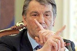 Ющенко отказался от дебатов