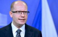 У Чехії затвердили проект нового закону про військовий обов'язок громадян